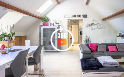 Appartement 100m² proche Montfort