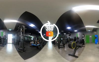 Salle de Sports - GIGAFIT
