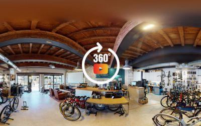 Lemarché du lez à 360 degré