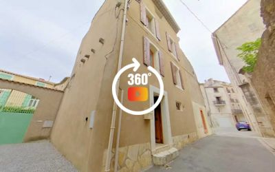 3 bed house for long rentals in Southern France