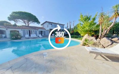 Villa near St Tropez France long term rentals