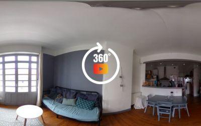ERA PAU :Appartement T3 référence 565