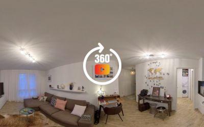 Superbe appartement de 3,5 pièces neuf, Minergie, grand balcon et 3 places de parc