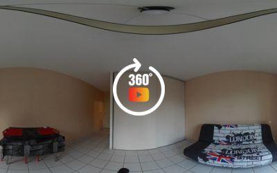 Référence 360 - Studio semi-meublé Rodez