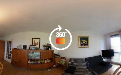 PAU : Appartement 2 pièce(s) 45 m2 en rez-de-jardin en EXCLUSIVITE !!