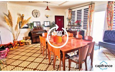A vendre Maison 249 m² à SAINT MALO DES TROIS FONTAINES