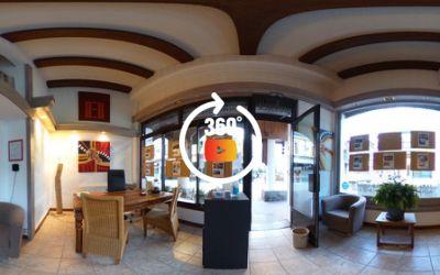 Visite Agence Tara Immobilier Chamonix