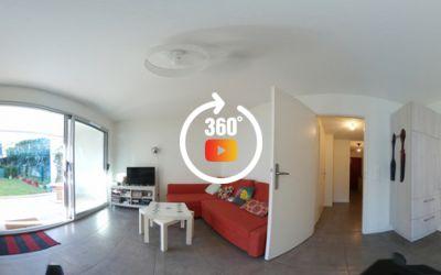 Appartement T2 à Ciboure de 43m2