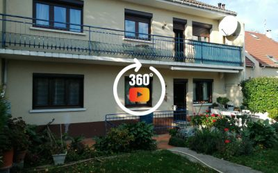 Maison 230 m² 4 logements