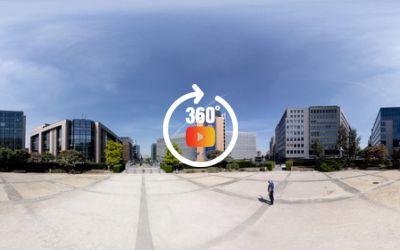 CEE et quartier Schuman