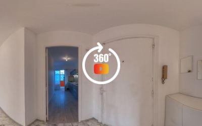 Appartement 4 pièces d'environ 93m2 à la triple exposition