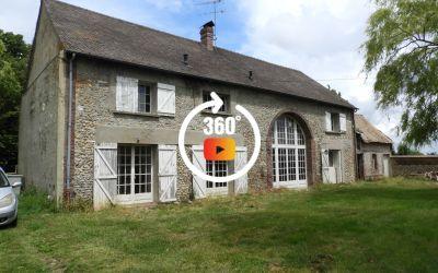 Maison ancienne 282 m²