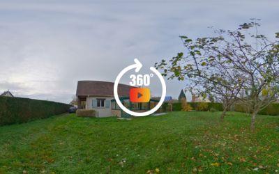 Ref 1172 : Maison T6 près de Bray-et-Lû