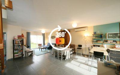 Maison duplex meublée 130 M2 Secteur Albert Camus