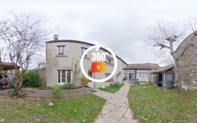 Ref 1195 : Maison T6 près de La Roche-Guyon Réf: 17666815