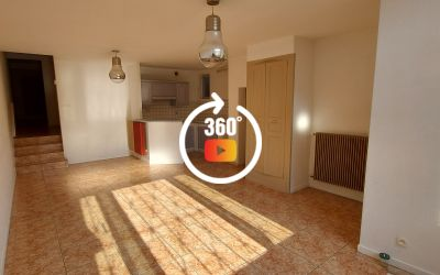 Appartement T3 RDC