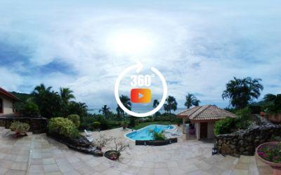 The Marama Villa ( Michaela Villa ) In Moorea island French Polynésia
