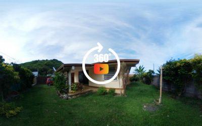 A louer Maison F3 (Meublée\/équipée) à Matatia, Punaauia