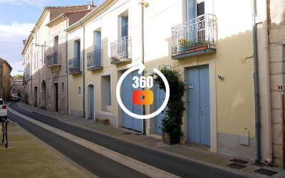 Maison de caractère 160m², 6 pièces en vente à Pezenas