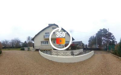 Maison de 273m² à La Queue Lez Yvelines
