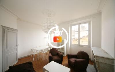 T2 meublé 50 M2 Quartier Saint Pierre