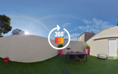 Pavillon r+1, 4 chambres, avec jardin et garage- Marignane