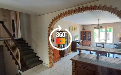 Maison mitoyenne 96 m², 6 pièces