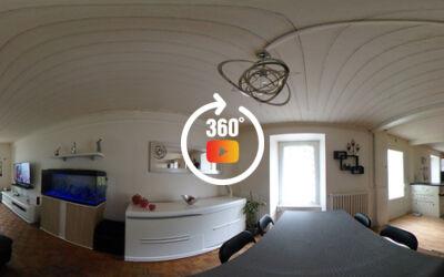 Maison Saint Goueno, 5 pièces  106 m² habitables, 562 m² de terrain