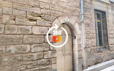 Stone Town House for long term rentals Pezenas France