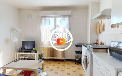 Virtual staging 360