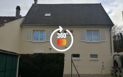 Maison de 119m² jardin garage et 3 chambres