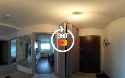 Appartement F2 à louer