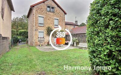 Maison meulière Massy-Verrières7 pièces 130 m² 369 m² de terrain
