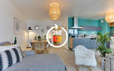 Vente appartement Rennes plaine de Baud-Chardonnet