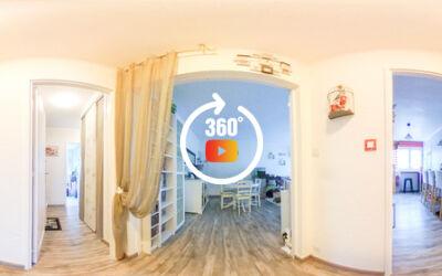 Plaisir : Appartement de 3 chambres dans une résidence familiale
