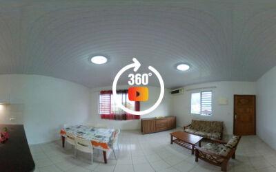 A louer appartement f3 (meublée\/équipée\/climatisé) Mamao, Papeete