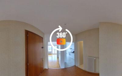 Superbe appartement de 4,5 pièces avec 2 balcons et vue