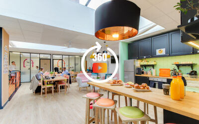 Le Loft Cowork'in Rennes