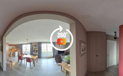 Superbe appartement de 4,5 pièces avec balcon et 2 places de parc