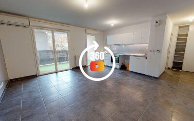 A vendre, Marseille 11e, Traverse de la Penne, Appartement T3 avec terrasse et Box en option