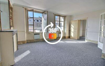 Appartement Traversant 3 pièces 50 m² Quartier Versailles Chantier