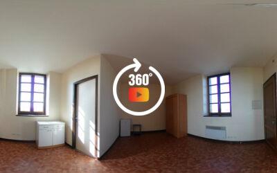 Référence 859 -  1 pièce(s) 23 m2 Rodez