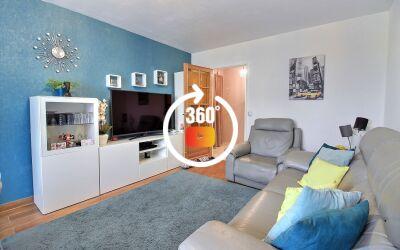 Appartement 4 pièces 3 chambres 74m² Antony Pajeaud