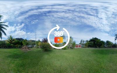 A vendre maison F4 sur terrain de 1000m2 à Mataiea (Limite Papara-Proche Marina)