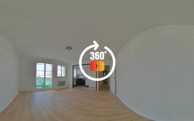 Guy Hoquet Poissy - Appartement 2 pièces - 39.65m²
