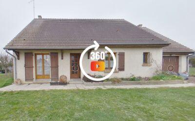 Ref 1372 Maison  MONTS