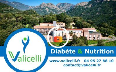 Centre Valicelli : Diabète & Nutrition