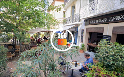 French Bistro Restaurant business for sale Beziers France