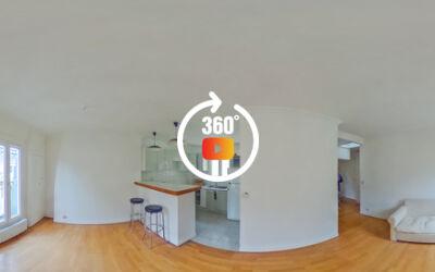 Appartement rue Sofia