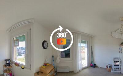 Superbe appartement de 4,5 pièces avec balcon et garage à Romont
